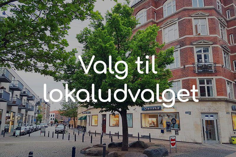 Valg til Valby Lokaludvalg