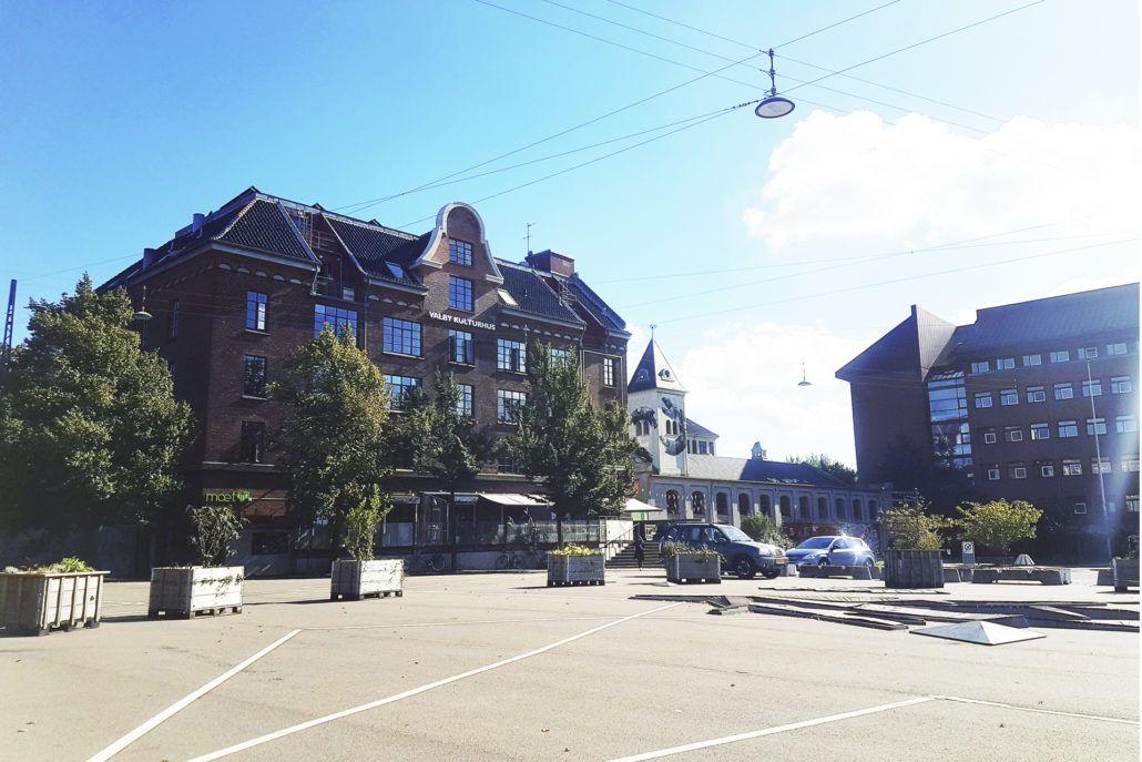 Toftegårds Plads Valby