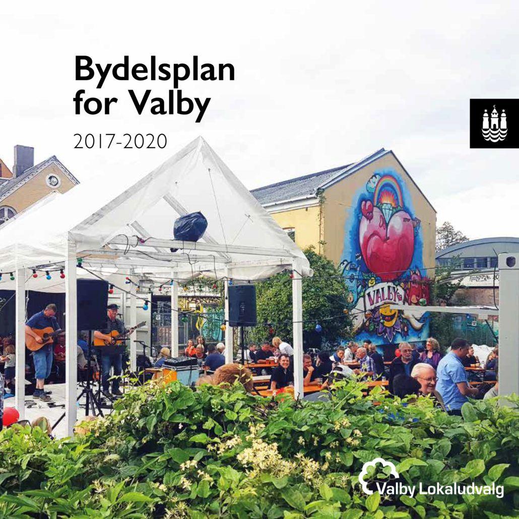 Bydelsplan for Valby 2017-2020-1