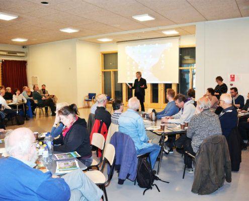 Grundejerforeningsmøde 3. maj Valby