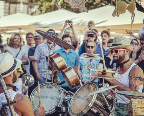 La Batt Mobile Danmarks Internationale Gadeteaterfestival Valby