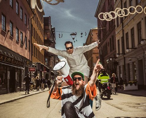 Spaceflight Danmarks Internationale Gadeteaterfestival Valby