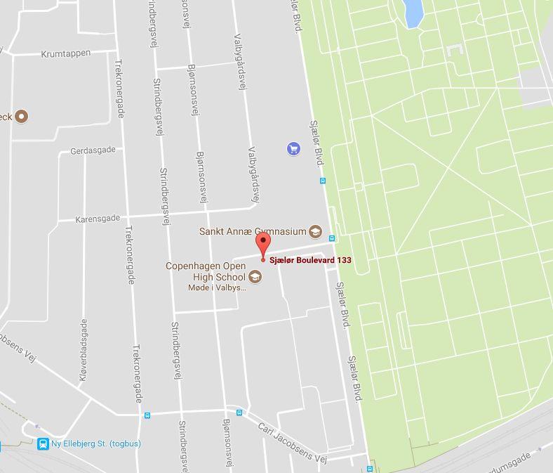 Find vej Valbys Erhvervsnetværk