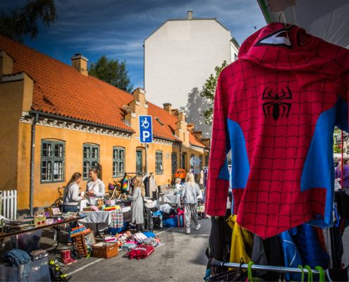 Valby Kulturdage 2017 loppemarked