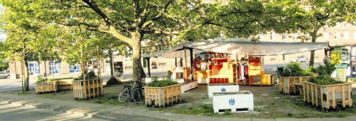 Herman Bangs Plads Valby