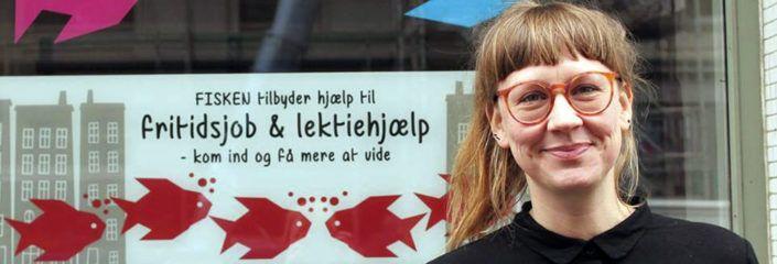 Fisken Fritidsjobformidling kulbanekvarteret Valby