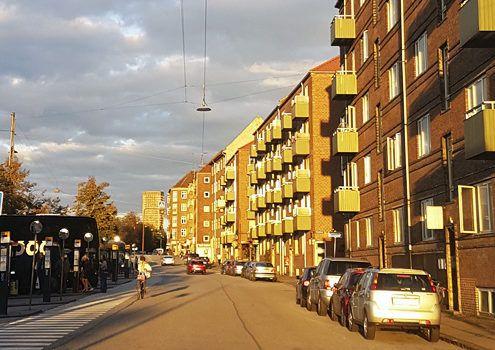 Lyshøjgårdsvej Valby