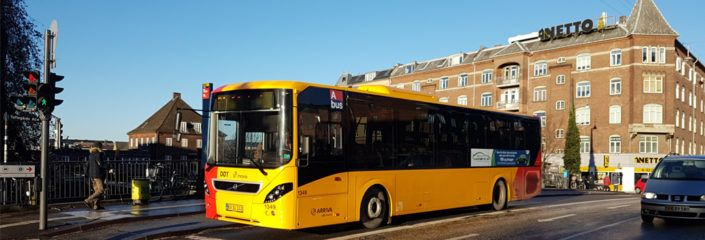 A-busser Bynet 19 Valby