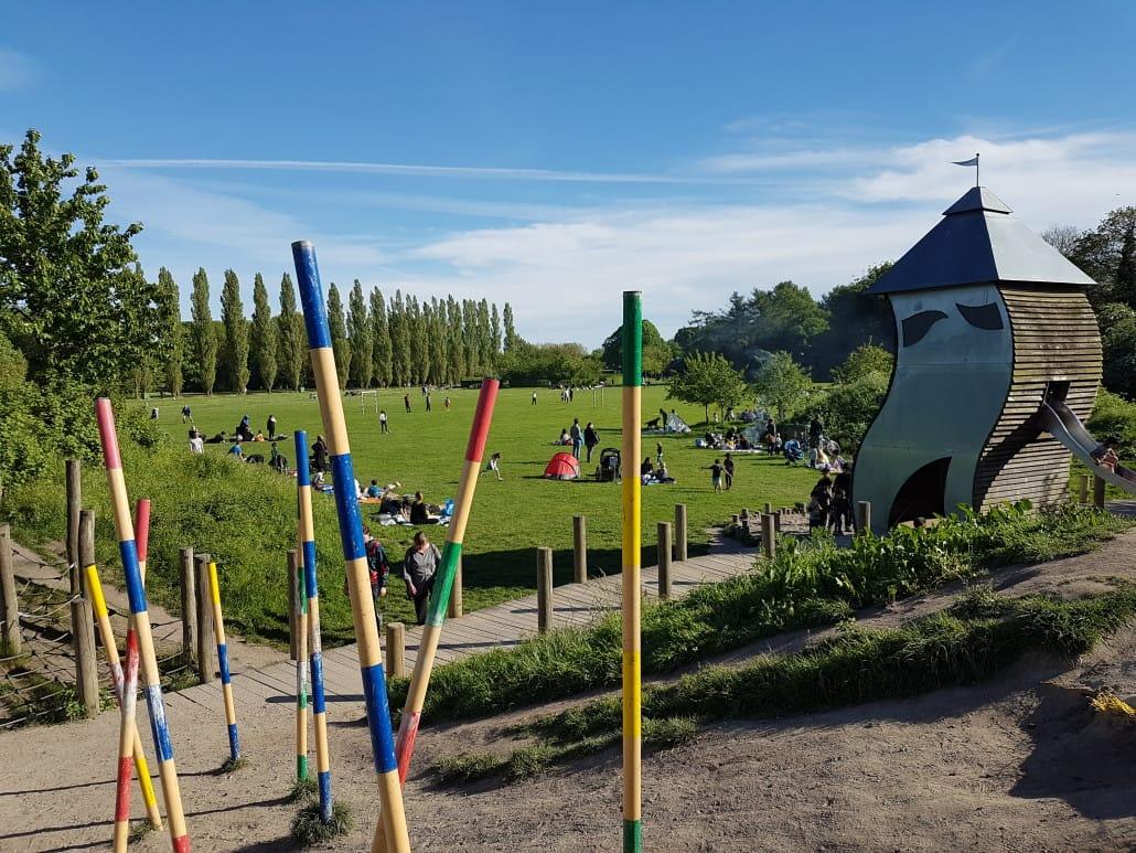 Naturlegepladsen Valbyparken