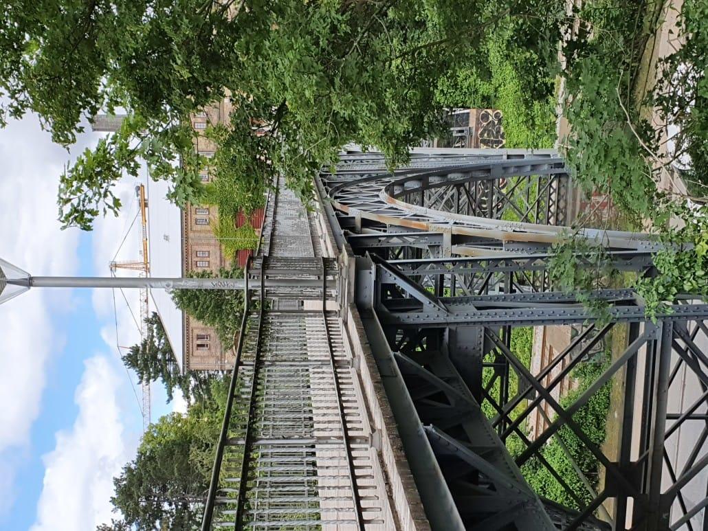 Jernbanebro Vigerslev Allé