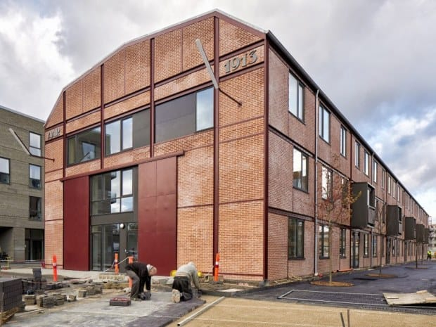 Montagehallen Valby Maskinfabrik