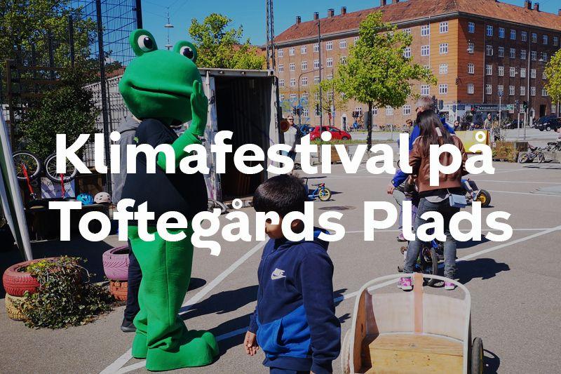Klimafestival Valby knap forsiden