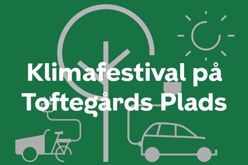 Klimafestival knap forsiden