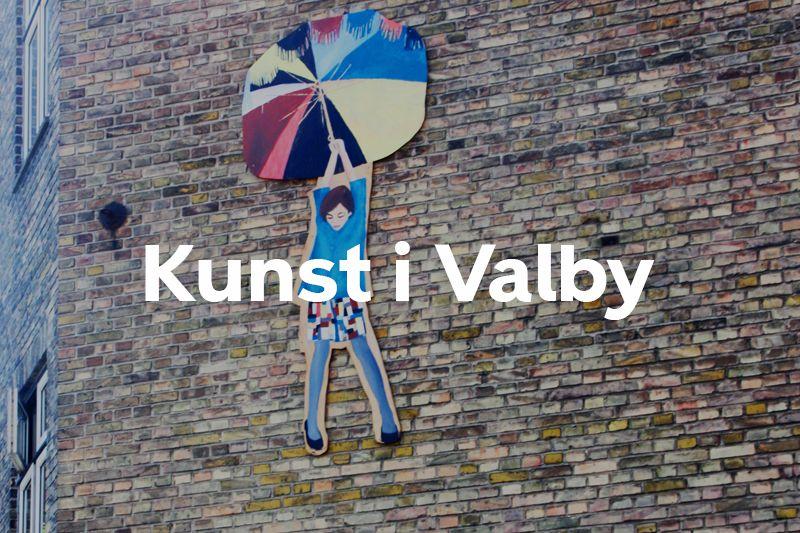 Kunst i Valby knap forsiden