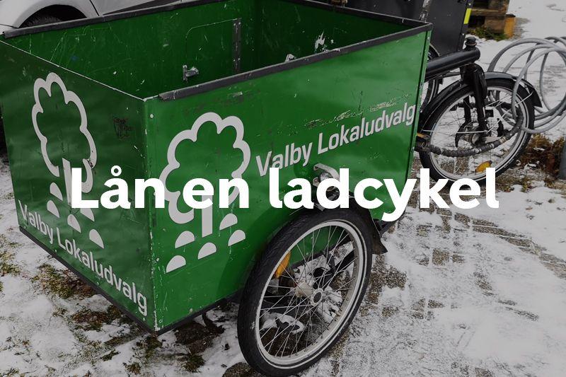 Forside Valby Lokaludvalg