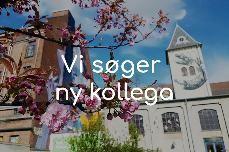 Ny kollega Valby Lokaludvalg knap forsiden