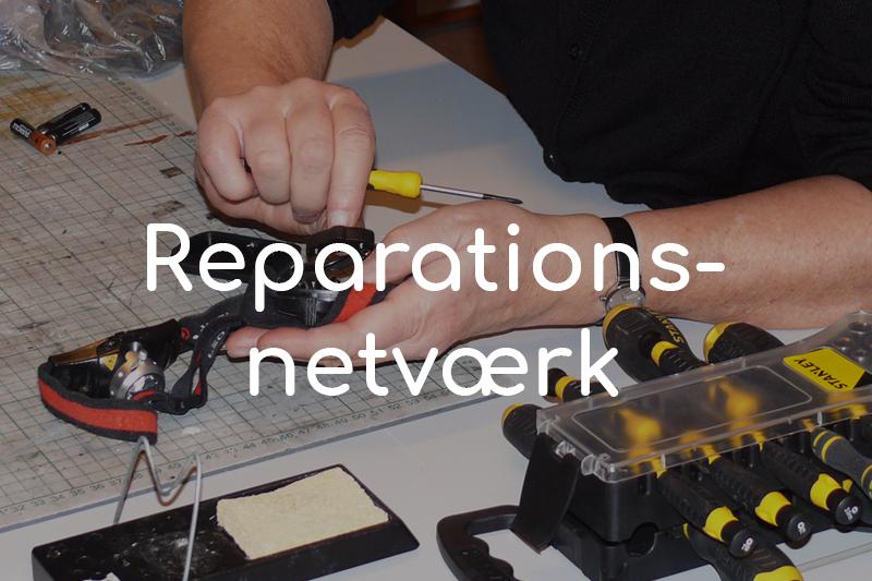 Reparationsnetværk knap forsiden Valby Lokaludvalg