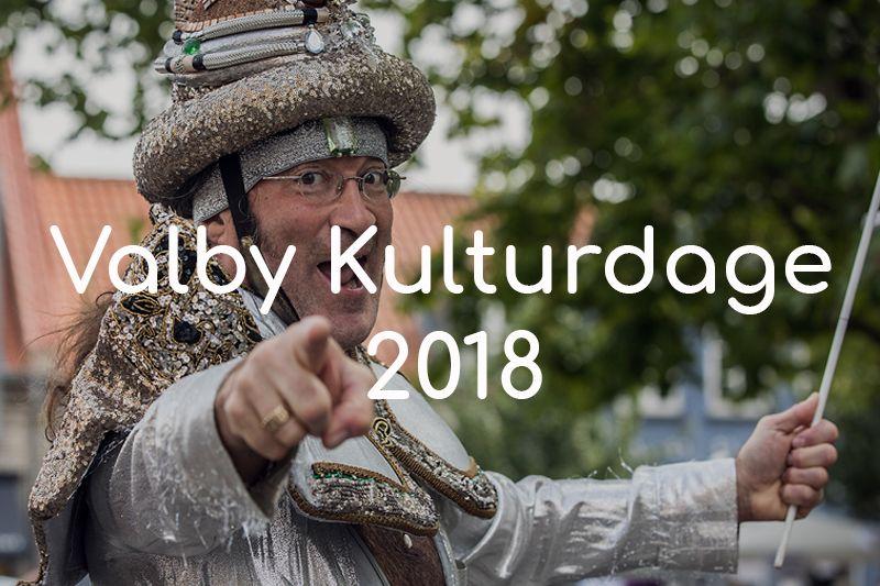 Valby Kulturdage knap forsiden Valby Lokaludvalg