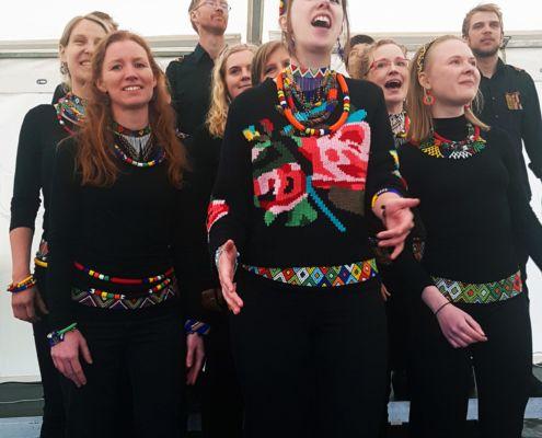 Klimafestival på Toftegårds Plads Valby