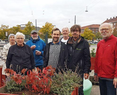 Efterårsplantedag Valby miljøgruppe