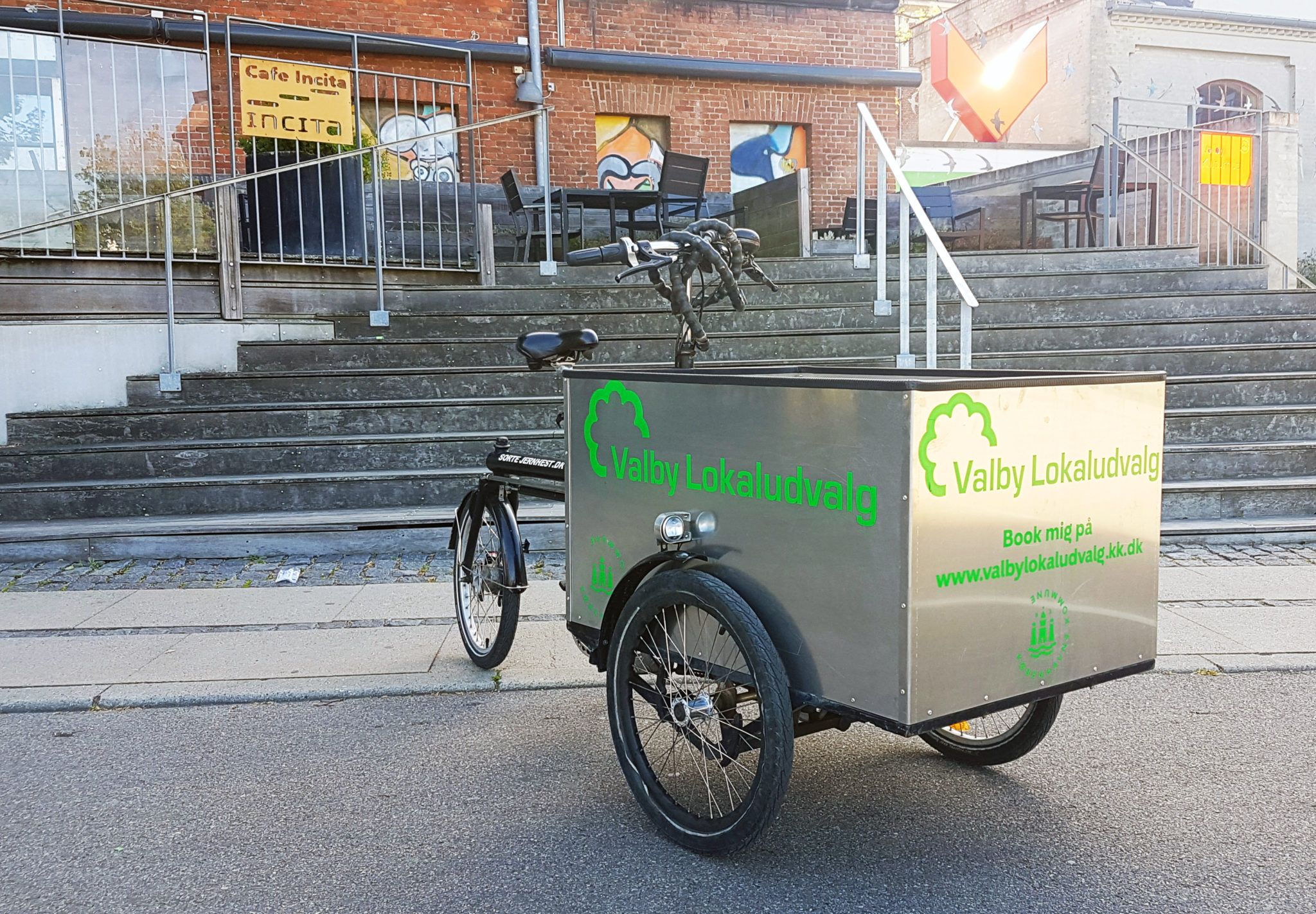 Valby Lokaludvalg ladcykel