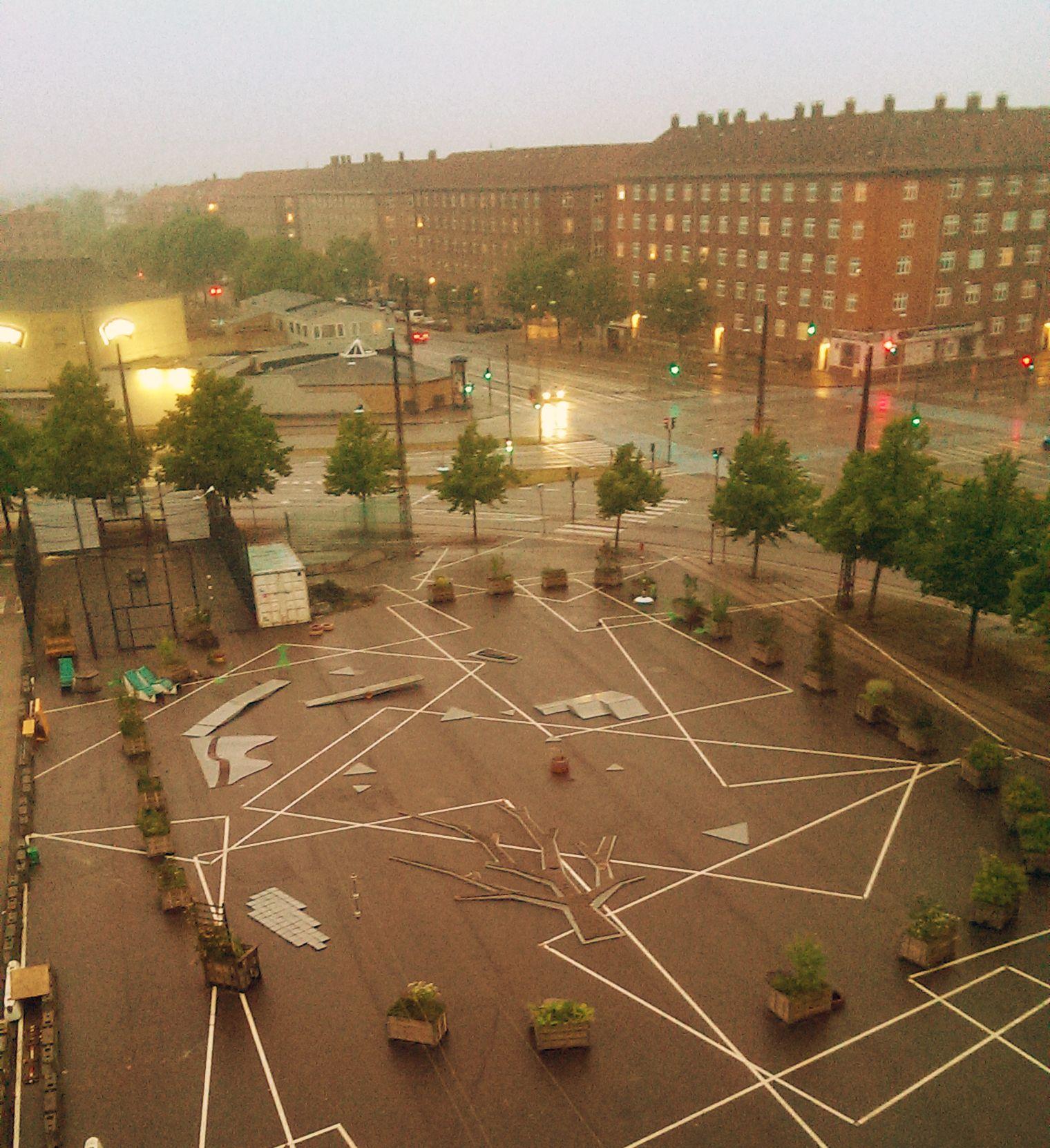 Toftegårds Plads oversigt