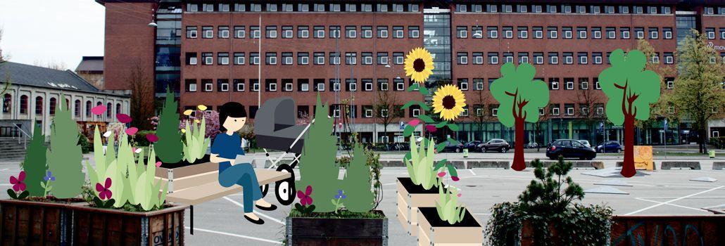 Illustration byhave Toftegårds Plads