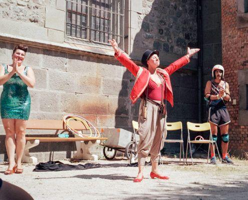 ZUPER Danmarks Internationale Gadeteaterfestival Valby