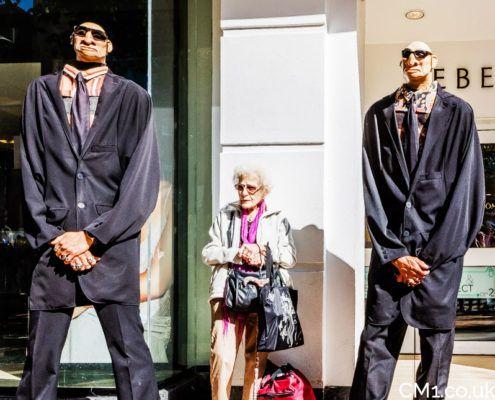 Les Tonys Danmarks Internationale Gadeteaterfestival Valby