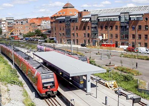 Metrobyggeri starter Valby