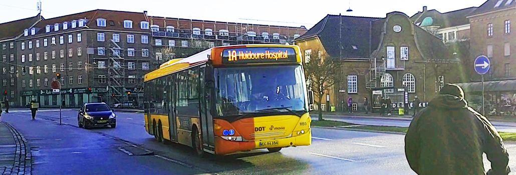 Busnet 19 Valby