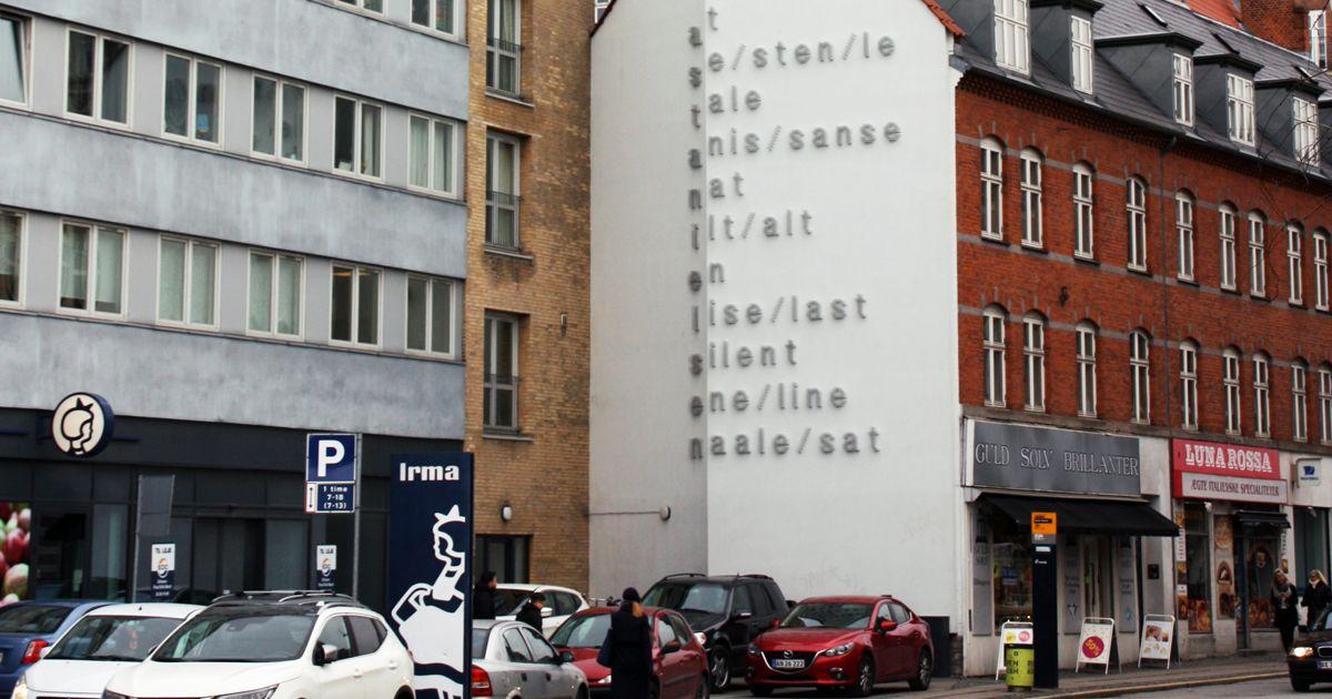 Asta Nielsen Kunst Valby deling