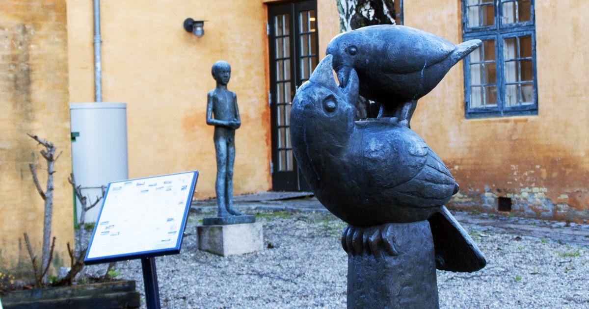 Gøgeungen Valby kunst deling