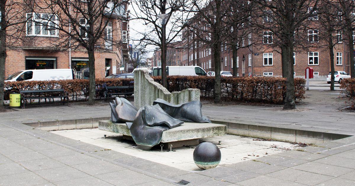 Jens-Flemming Sørensen Valby kunst deling