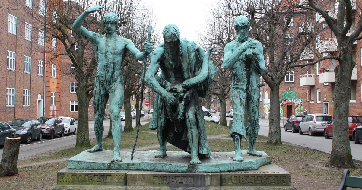 Kains efterkommere Valby kunst deling
