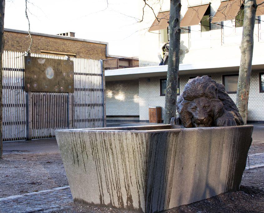 Løvebrønden Valby kunst