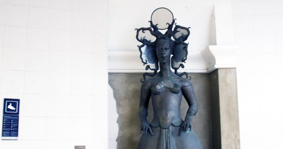 Venus Valby kunst deling