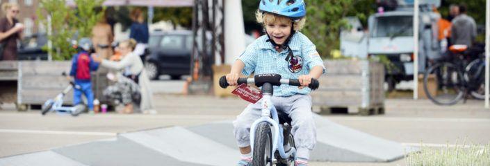 Cykelbanen Toftegårds Plads Valby er åben 2