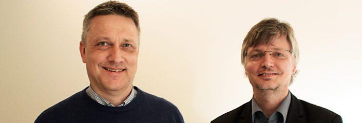 Formand og næstformand Valby Lokaludvalg