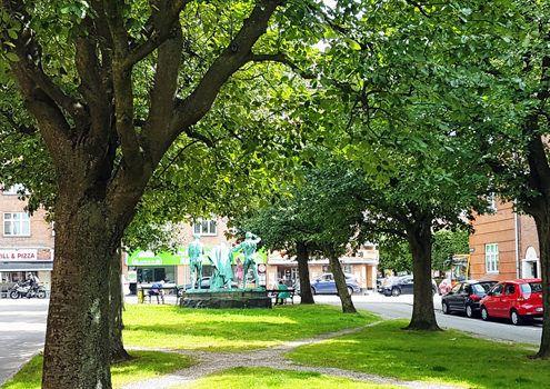 Ikoniske træer Valby