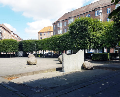 Toftegårds Plads Nord Valby august 2017 (23)