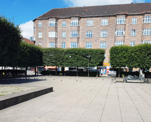 Toftegårds Plads Nord Valby august 2017 (27)