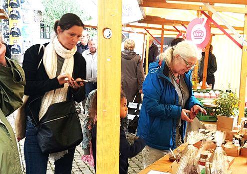 Økologisk Marked Valby Tingsted 2018