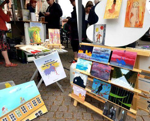 Kunst på Tingstedet Valby Kunstforening