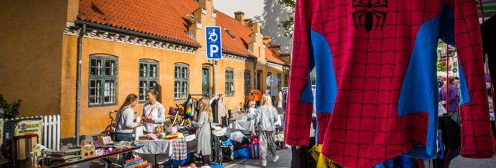 Loppemarked Valby Kulturdage