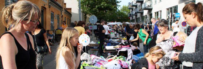 Tilmelding loppemarked Valby Kulturdage 2018