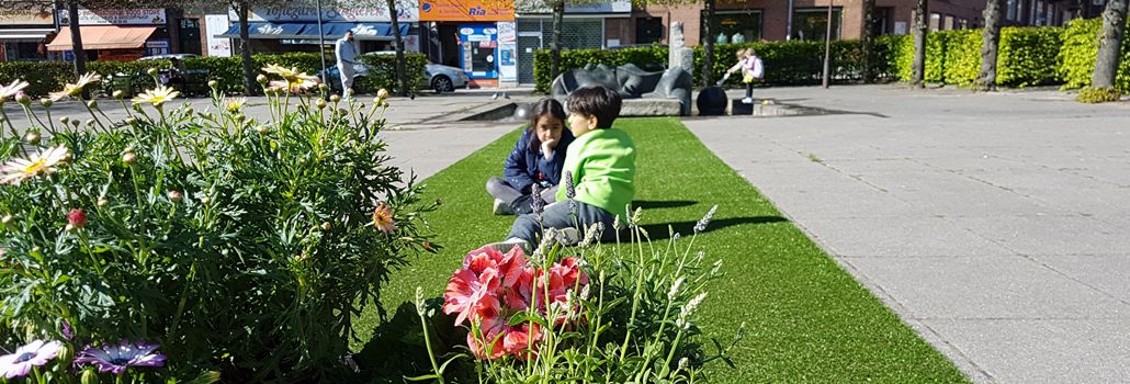 Toftegårds Plads borgermøde Valby miljøgruppe