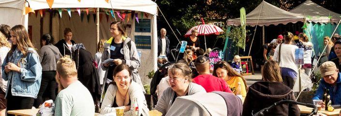 Kulturfest Kulbanekvarteret Valby