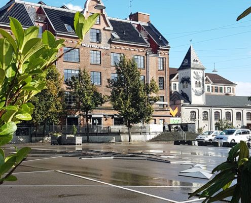 Toftegårds Plads Valby budget 19 nyhed deling