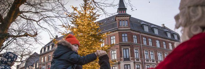 Juletræstænding Valby Tingsted nyhed